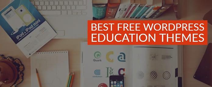 Best Free WordPress Education Themes