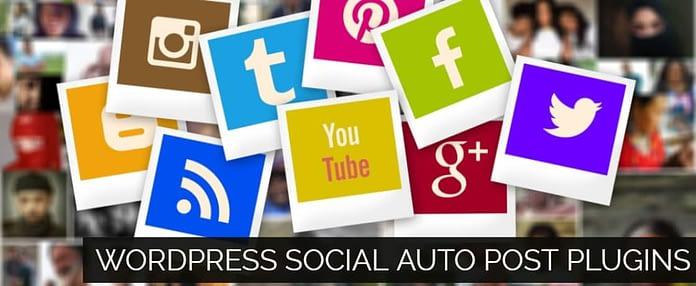 WordPress Social Auto Post Plugins