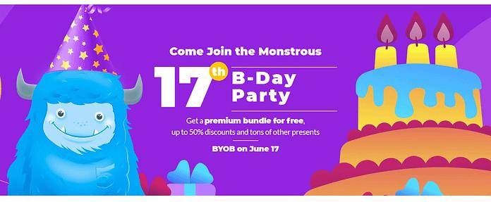 TemplateMonster Birthday Offers