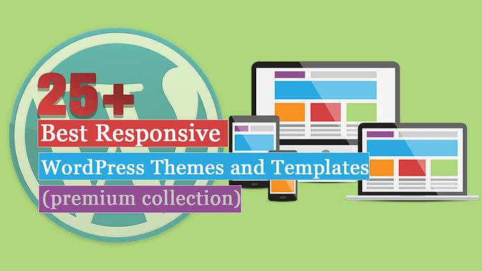 Best Premium Responsive WordPress Themes and Templates