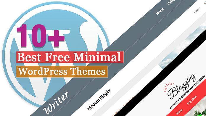Best Free Minimal WordPress Themes