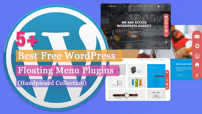 Best Free WordPress Floating Menu Plugins