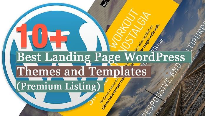 Best Premium WordPress Landing Page Themes