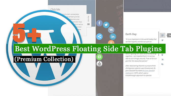 5+ Best WordPress Floating Side Tab Plugins (Premium Collection) |WPAll