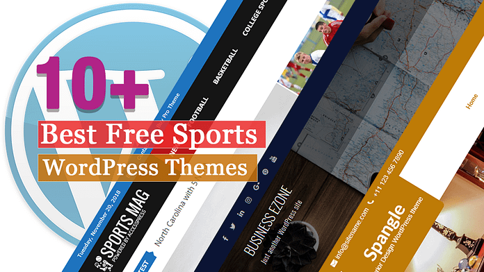 Best Free Sports WordPress Themes