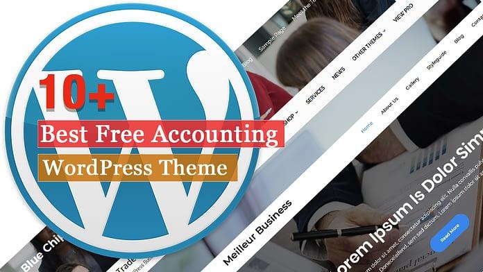 Best Free Accounting WordPress Themes