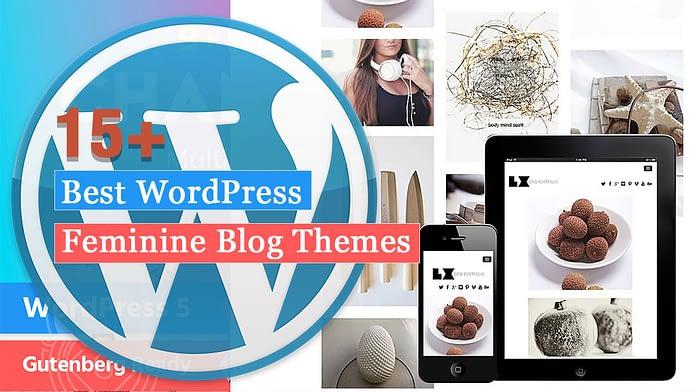 Best WordPress Feminine Blog Themes
