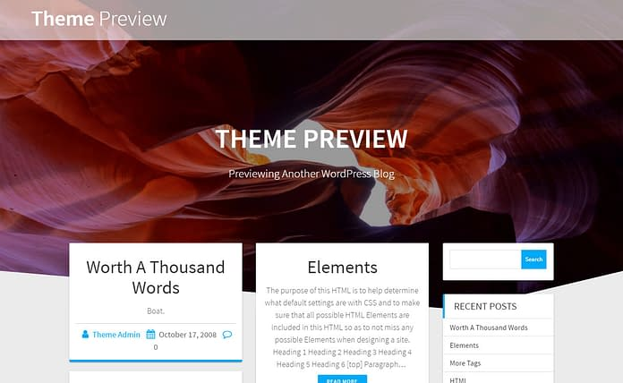 OnePage Express - Best Agency WordPress Themes and Templates (Free)
