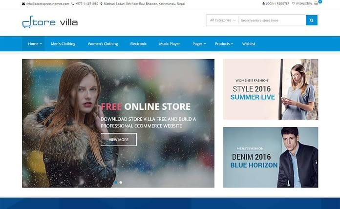 storevilla-free-WordPress-theme