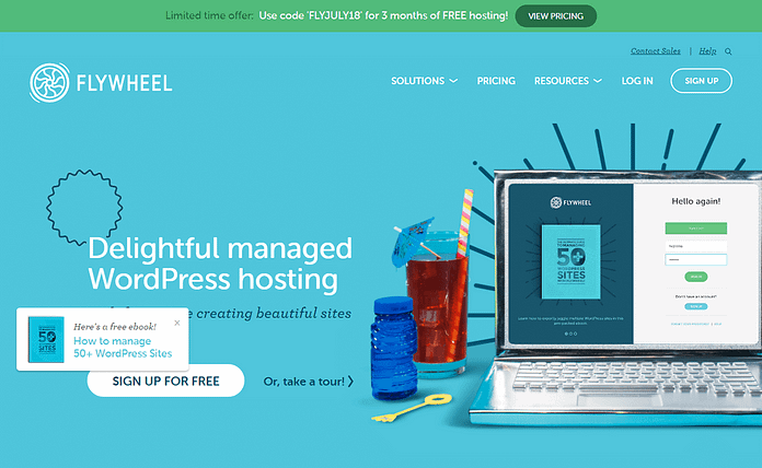Flywheel - Fastest WordPress Hosting