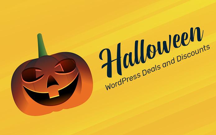 WordPress Deals and Discount for Halloween 2018