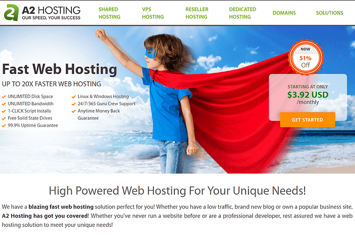 A2 Hosting - Fast Web Hosting for WordPress