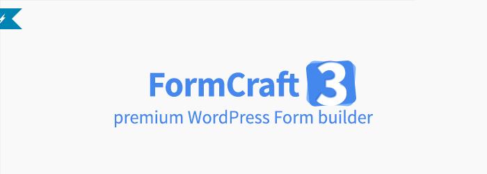 FormCraft - 15+ Best Free and Premium WordPress Contact Form Plugins