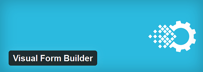 Visual Form Builder - 15+ Best Free and Premium WordPress Contact Form Plugins