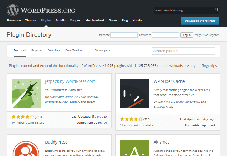free plugins - A complete guide to WordPress for beginners