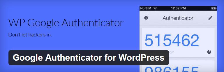 Google Authenticator for WordPress WordPress Plugin