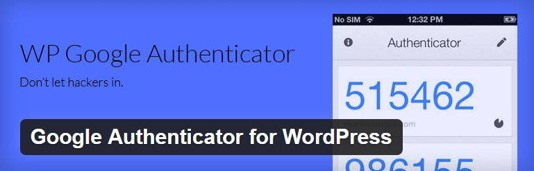 Google Authenticator for WordPress WordPress Plugin - 15 Simple Tricks to Protect Your WordPress Site From Being Hacked