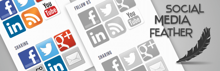 Social Media Feather - WordPress Plugins To Enhance Your Web Design