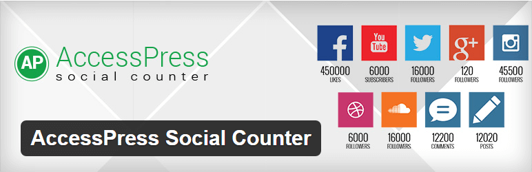 AccessPress Social Counter - How to Add Social Counter on WordPress Website? (Step by Step Guide)