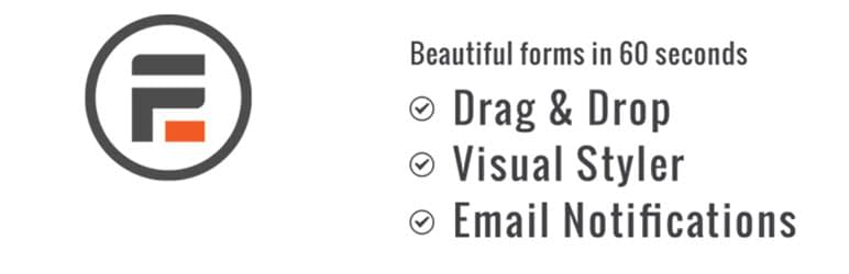 Formidable - Best Free WordPress Form Builder Plugins