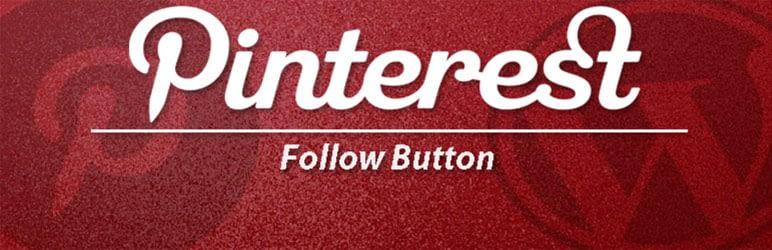 Add Pinterest Follow Button - WordPress Pinterest Plugin