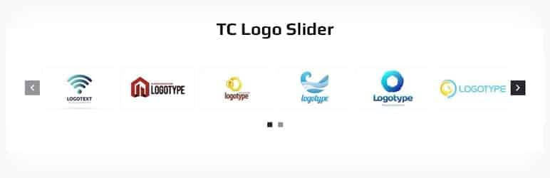 logo slider carousel - 10+ Free WordPress Logo Showcase Plugins