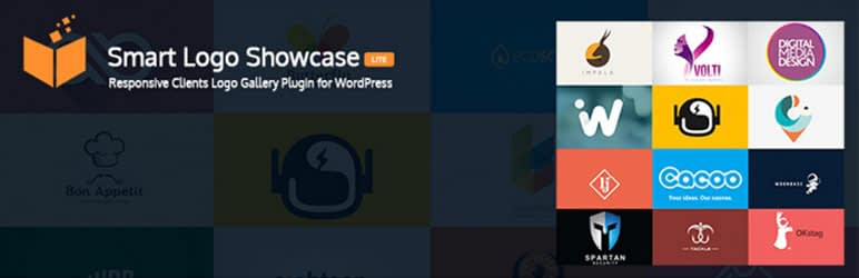 smart logo showcase lite wordpress logo gallery plugin - 10+ Free WordPress Logo Showcase Plugins