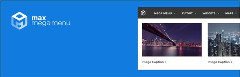 Max Mega Menu - Free WordPress Mega Menu Plugin