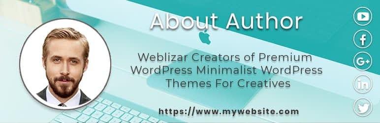 about author - 5+ Best Free WordPress Author Box Plugins