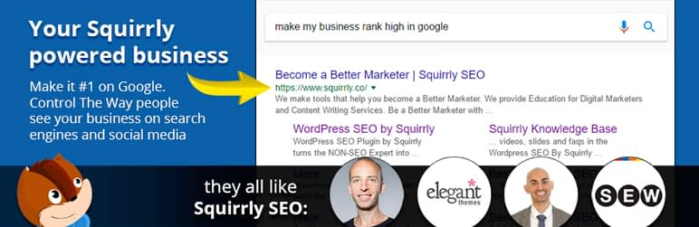 seo squirrly best wordpress seo plugins 2018 - Top 10 Best WordPress SEO Plugins - Search Engine Optimization for Better Ranking in 2019