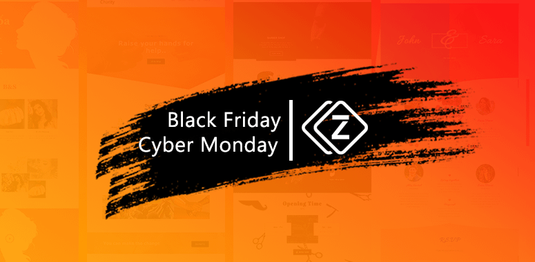 Zita - Black Friday and Cyber Monday Deal 2019