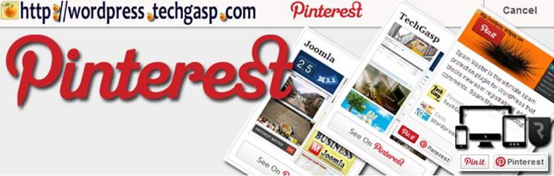 Pinterest Master - Free WordPress Pinterest Plugin