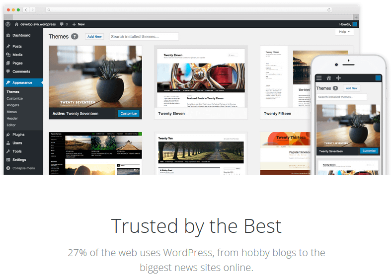 1 wp.org  - 10 Reasons Why Your WordPress Theme Doesn't Make Enough Sales