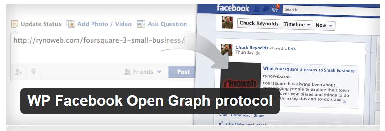 WP Facebook Open Graph protocol - 27+ Best Free Premium WordPress SEO Plugins 2019