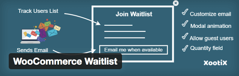 WooCommerce Waitlist - 15 WordPress Tools to Help You Run Your eCommerce Store