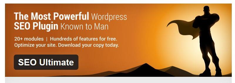 SEO Ultimate freemium - 27+ Best Free Premium WordPress SEO Plugins 2019