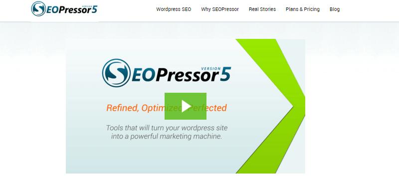 SEOPressor - 27+ Best Free Premium WordPress SEO Plugins 2019