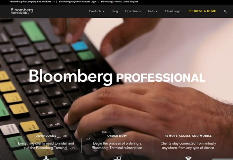 Bloomberg-Professional