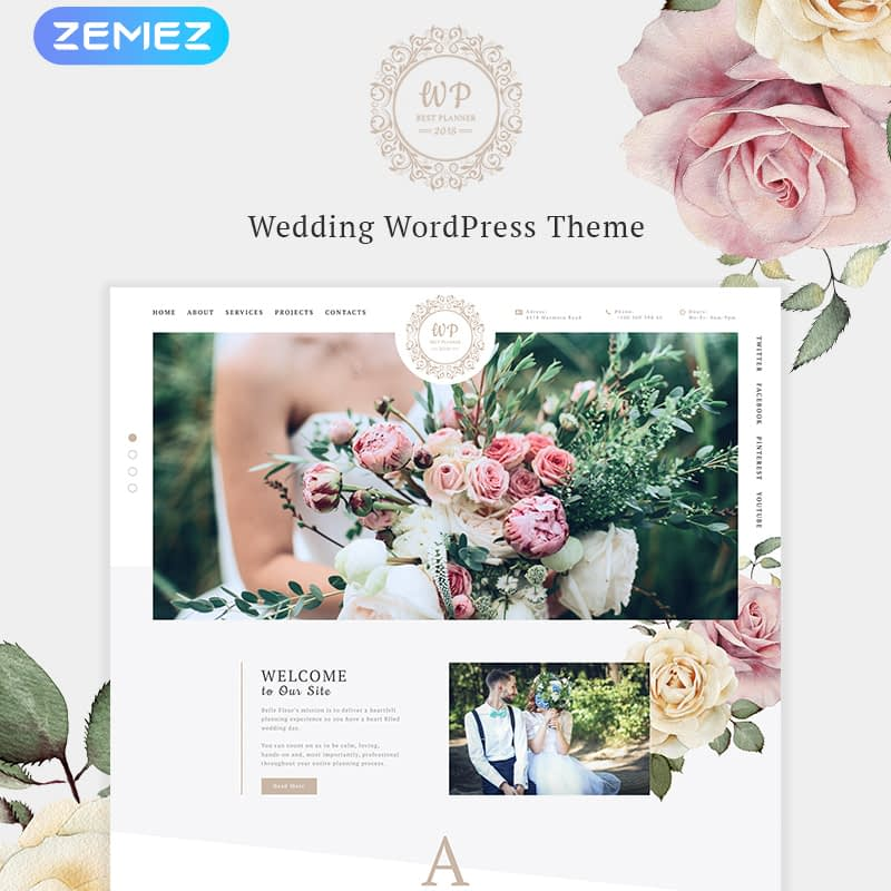 69993 big - 15 Best WordPress Feminine Blog Themes