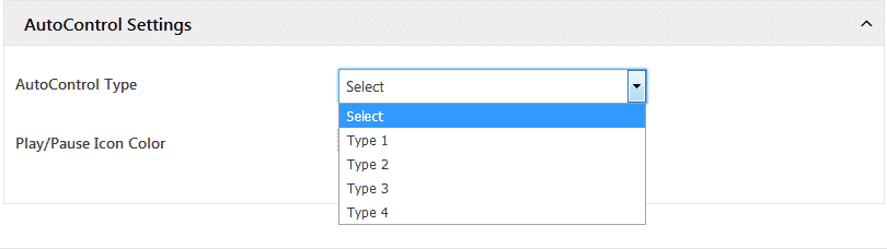 autocontrol settings - How to add beautiful image slider in your WordPress website with WP1 Slider Pro? (Step by Step Guide)