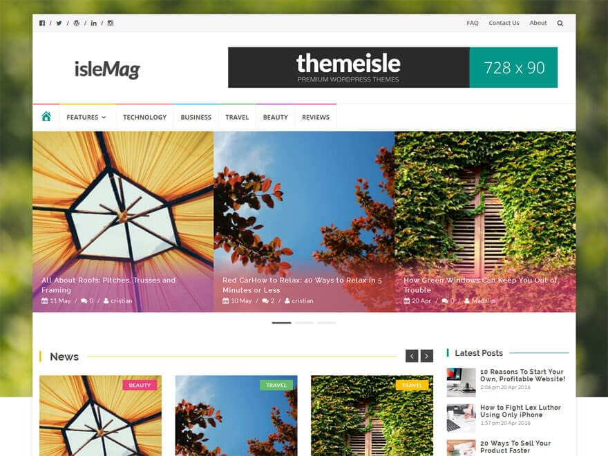 islemag-free-wordpress-magazine-theme