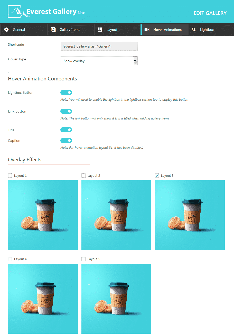 hover animation - How to Add Image Gallery on WordPress Website? (Step by Step Guide)