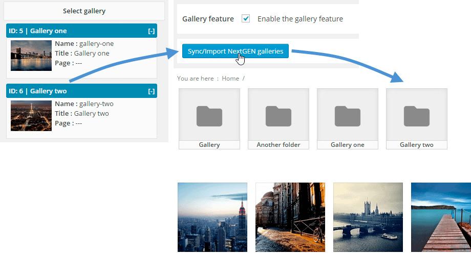 NextGEN gallery importer - WP Media Folder – Best Feature-rich WordPress Media Manager Plugin