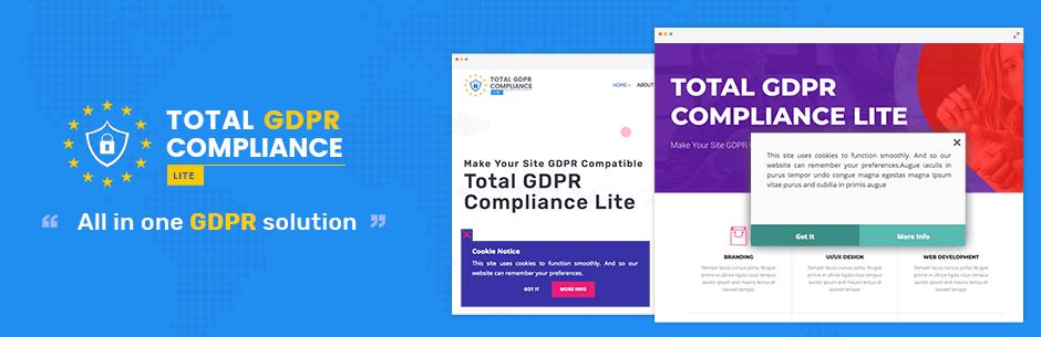 Total GDPR Compliance Lite