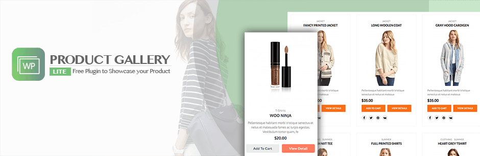 WP Product Gallery Lite - 5+ Best Free WordPress Product Showcase Plugins