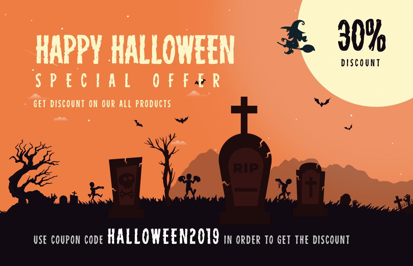 SparkleThemes - WordPress Halloween Deals and Discounts