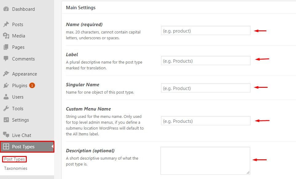 Create WordPress Custom Post Types.. - How to Create WordPress Custom Post Types