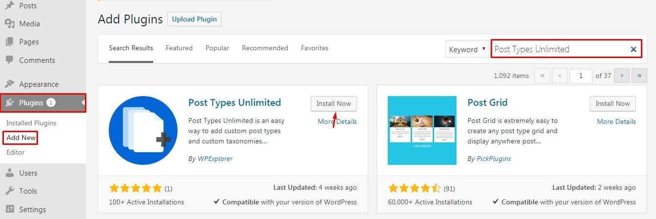 Create WordPress Custom Post Types. - How to Create WordPress Custom Post Types
