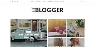 TheBlogger - Premium WordPress Blog Theme